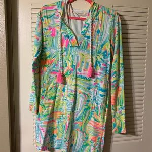 Lilly cover up dress
